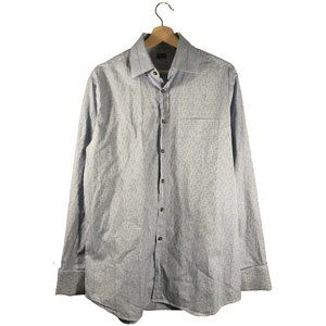 Paul Smith raised paisley print button down shirt